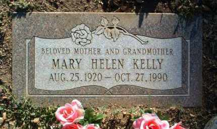 KELLY, MARY HELEN - Yavapai County, Arizona | MARY HELEN KELLY - Arizona Gravestone Photos