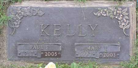KELLY, MARY EVELYN - Yavapai County, Arizona | MARY EVELYN KELLY - Arizona Gravestone Photos