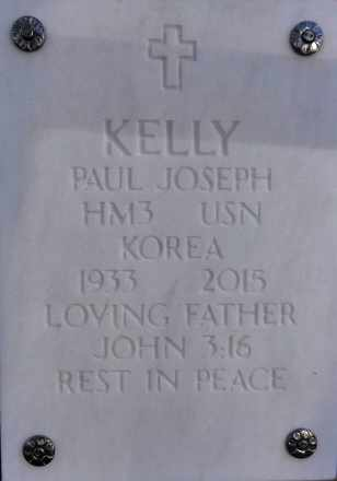 KELLY, PAUL JOSEPH - Yavapai County, Arizona | PAUL JOSEPH KELLY - Arizona Gravestone Photos