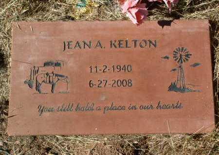 QUARTTROCCHI KELTON, JEAN A. - Yavapai County, Arizona | JEAN A. QUARTTROCCHI KELTON - Arizona Gravestone Photos