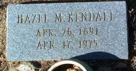 KENDALL, HAZEL M. - Yavapai County, Arizona | HAZEL M. KENDALL - Arizona Gravestone Photos