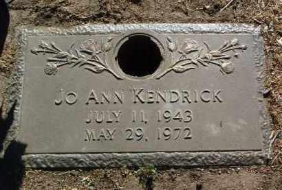 MONTGOMERY KENDRICK, J. - Yavapai County, Arizona | J. MONTGOMERY KENDRICK - Arizona Gravestone Photos