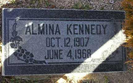 KENNEDY, ALMINA MARIE - Yavapai County, Arizona | ALMINA MARIE KENNEDY - Arizona Gravestone Photos