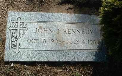 KENNEDY, JOHN JOSEPH - Yavapai County, Arizona | JOHN JOSEPH KENNEDY - Arizona Gravestone Photos