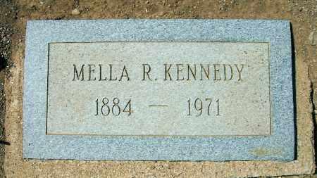 KENNEDY, MELLA R - Yavapai County, Arizona   MELLA R KENNEDY - Arizona Gravestone Photos