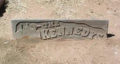 KENNEDY, UNKNOWN - Yavapai County, Arizona | UNKNOWN KENNEDY - Arizona Gravestone Photos