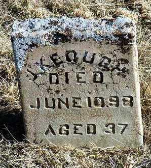 KEOUGH, J. - Yavapai County, Arizona | J. KEOUGH - Arizona Gravestone Photos