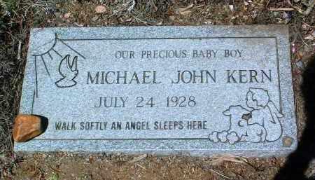 KERN, MICHAEL JOHN - Yavapai County, Arizona | MICHAEL JOHN KERN - Arizona Gravestone Photos
