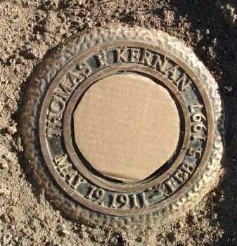 KERNAN, THOMASN FRANCIS - Yavapai County, Arizona | THOMASN FRANCIS KERNAN - Arizona Gravestone Photos