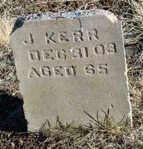 KERR, JOSEPH (JOE) - Yavapai County, Arizona | JOSEPH (JOE) KERR - Arizona Gravestone Photos