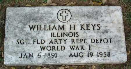 KEYS, WILLIAM HENRY - Yavapai County, Arizona   WILLIAM HENRY KEYS - Arizona Gravestone Photos
