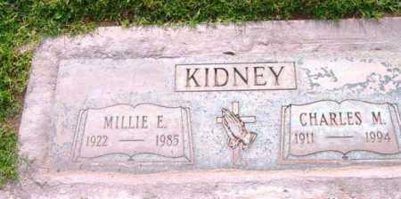 KIDNEY, MILLIE ELIZABETH - Yavapai County, Arizona | MILLIE ELIZABETH KIDNEY - Arizona Gravestone Photos