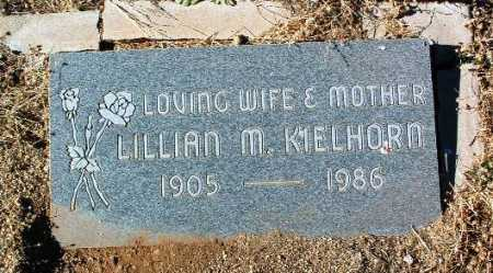 KIELHORN, LILLIAN MARIE - Yavapai County, Arizona | LILLIAN MARIE KIELHORN - Arizona Gravestone Photos