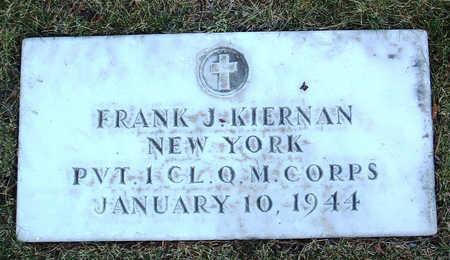 KIERNAN, FRANK  J. - Yavapai County, Arizona | FRANK  J. KIERNAN - Arizona Gravestone Photos