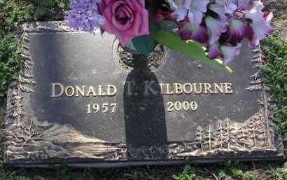 KILBOURNE, DONALD T. - Yavapai County, Arizona   DONALD T. KILBOURNE - Arizona Gravestone Photos