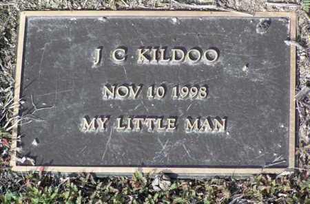 KILDOO, J. C. - Yavapai County, Arizona | J. C. KILDOO - Arizona Gravestone Photos