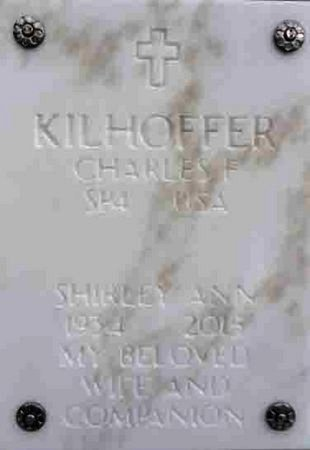 KILHOFFER, SHIRLEY ANN - Yavapai County, Arizona   SHIRLEY ANN KILHOFFER - Arizona Gravestone Photos