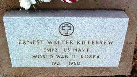 KILLEBREW, ERNEST WALTER - Yavapai County, Arizona | ERNEST WALTER KILLEBREW - Arizona Gravestone Photos