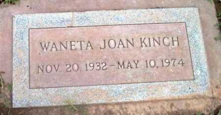 DINE KINCH, WANETA - Yavapai County, Arizona | WANETA DINE KINCH - Arizona Gravestone Photos