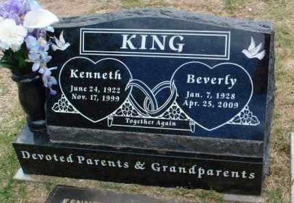 KING, KENNETH DUANE - Yavapai County, Arizona | KENNETH DUANE KING - Arizona Gravestone Photos