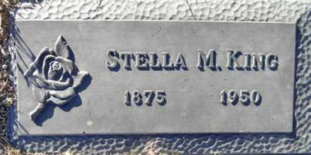 KING, STELLA M - Yavapai County, Arizona   STELLA M KING - Arizona Gravestone Photos