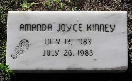 KINNEY, AMANDA JOYCE - Yavapai County, Arizona | AMANDA JOYCE KINNEY - Arizona Gravestone Photos