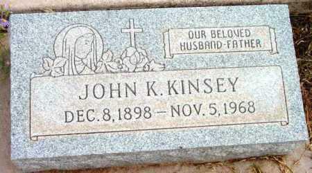 KINSEY, JOHN K. - Yavapai County, Arizona | JOHN K. KINSEY - Arizona Gravestone Photos