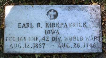 KIRKPATRICK, EARL RILEY - Yavapai County, Arizona | EARL RILEY KIRKPATRICK - Arizona Gravestone Photos