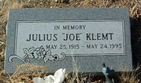"KLEMT, JULIUS  ""JOE"" - Yavapai County, Arizona   JULIUS  ""JOE"" KLEMT - Arizona Gravestone Photos"