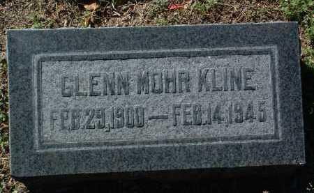 KLINE, GLENN MOHR - Yavapai County, Arizona | GLENN MOHR KLINE - Arizona Gravestone Photos