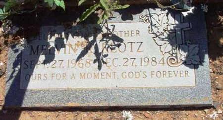 KLOTZ, MELVIN L. - Yavapai County, Arizona   MELVIN L. KLOTZ - Arizona Gravestone Photos