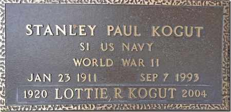 KOGUT, LOTTIE R. - Yavapai County, Arizona | LOTTIE R. KOGUT - Arizona Gravestone Photos