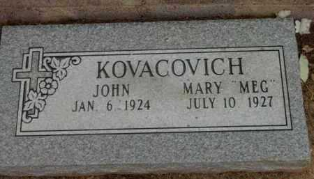 KOVACOVICH, JOHN - Yavapai County, Arizona | JOHN KOVACOVICH - Arizona Gravestone Photos