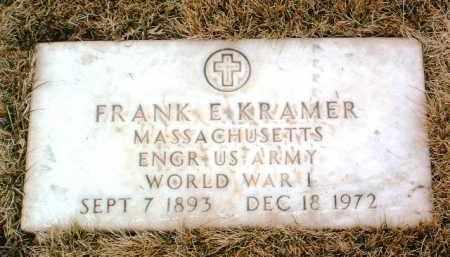 KRAMER, FRANK ELLSWORTH - Yavapai County, Arizona | FRANK ELLSWORTH KRAMER - Arizona Gravestone Photos