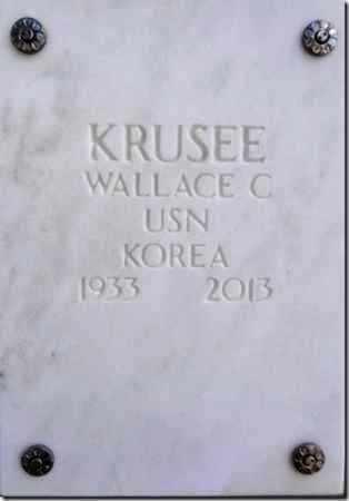 KRUSE, WALLACE CHARLES - Yavapai County, Arizona   WALLACE CHARLES KRUSE - Arizona Gravestone Photos