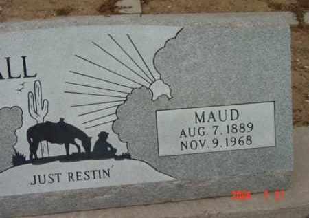 KUYKENDALL, EVA MAUD - Yavapai County, Arizona   EVA MAUD KUYKENDALL - Arizona Gravestone Photos