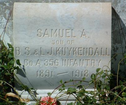KUYKENDALL, SAMUEL ABNER - Yavapai County, Arizona | SAMUEL ABNER KUYKENDALL - Arizona Gravestone Photos