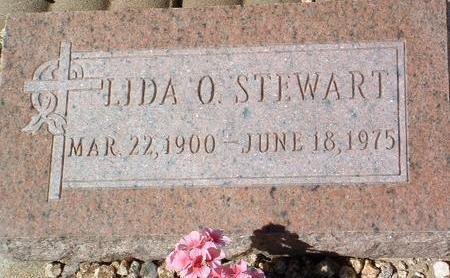 KUYKENDALL LAGERQUIST, LIDA OLIVE - Yavapai County, Arizona | LIDA OLIVE KUYKENDALL LAGERQUIST - Arizona Gravestone Photos