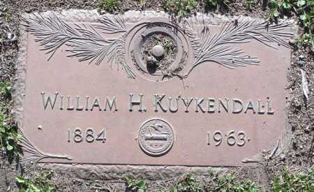 KUYKENDALL, WILLIAM H. - Yavapai County, Arizona | WILLIAM H. KUYKENDALL - Arizona Gravestone Photos