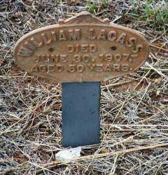 LACASS, WILLIAM - Yavapai County, Arizona | WILLIAM LACASS - Arizona Gravestone Photos