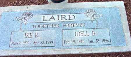 LAIRD, IDELL B. - Yavapai County, Arizona | IDELL B. LAIRD - Arizona Gravestone Photos