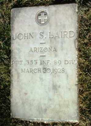 LAIRD, JOHN S. - Yavapai County, Arizona | JOHN S. LAIRD - Arizona Gravestone Photos