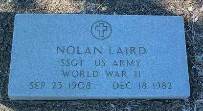 LAIRD, NOLAN - Yavapai County, Arizona | NOLAN LAIRD - Arizona Gravestone Photos