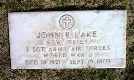 LAKE, JOHN R. - Yavapai County, Arizona | JOHN R. LAKE - Arizona Gravestone Photos