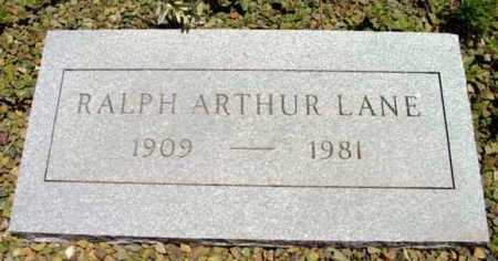 LANE, RALPH ARTHUR - Yavapai County, Arizona | RALPH ARTHUR LANE - Arizona Gravestone Photos