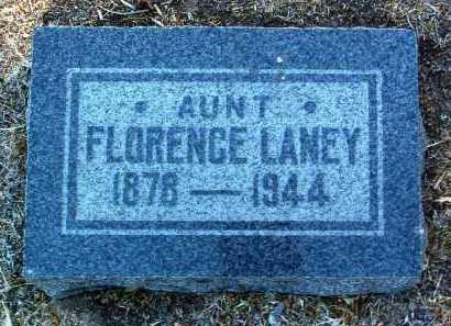 LANEY, FLORENCE - Yavapai County, Arizona   FLORENCE LANEY - Arizona Gravestone Photos