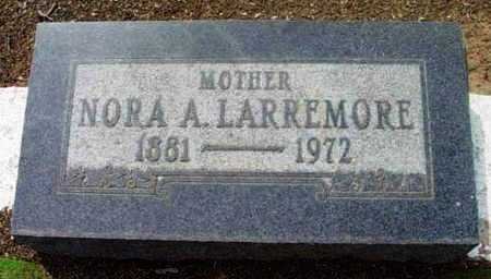 WALKER LARRIMORE, NORA - Yavapai County, Arizona | NORA WALKER LARRIMORE - Arizona Gravestone Photos