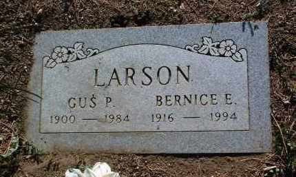 LARSON, BERNICE ELIZABETH - Yavapai County, Arizona   BERNICE ELIZABETH LARSON - Arizona Gravestone Photos