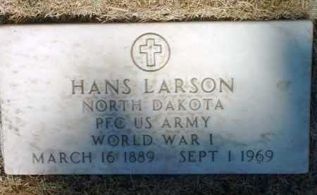 LARSON, HANS - Yavapai County, Arizona | HANS LARSON - Arizona Gravestone Photos