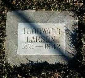 LARSON, THORWALD - Yavapai County, Arizona | THORWALD LARSON - Arizona Gravestone Photos